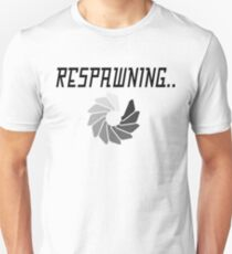 Camiseta unisex Reaparición