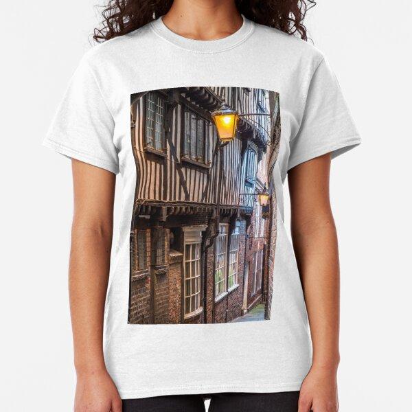 Lady Peckett's Yard, York Classic T-Shirt