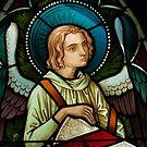 Melancholy Angel by Rowan  Lewgalon
