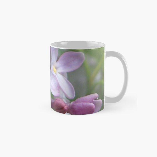 Waiting For Lilacs Classic Mug