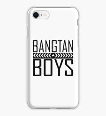 BTS/Bangtan Boys - Military Style iPhone Case/Skin