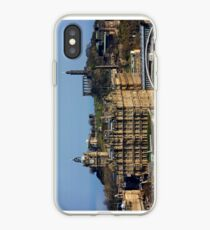 Das Balmoral Hotel vom Schloss aus iPhone-Hülle & Cover