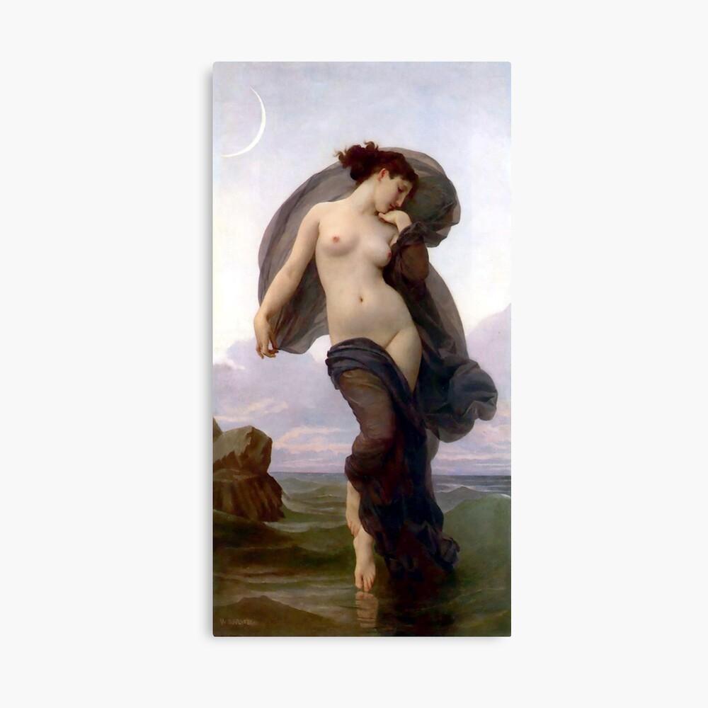 Evening Mood Painting, mp,840x830,matte,f8f8f8,t-pad