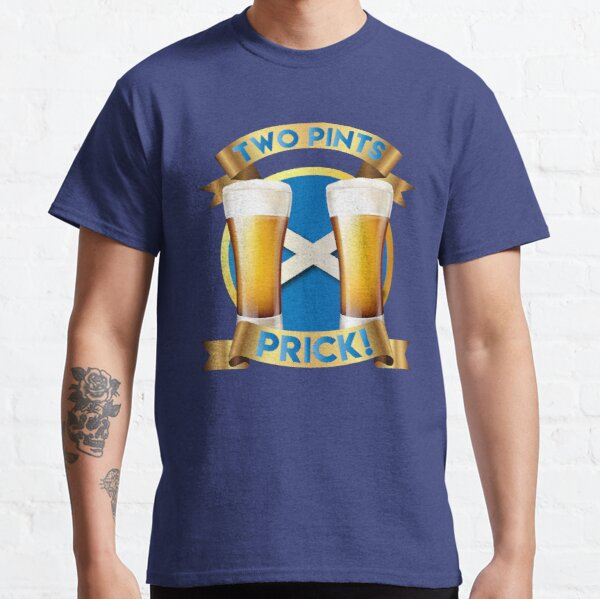 TWO PINTS -STILL GAME Classic T-Shirt