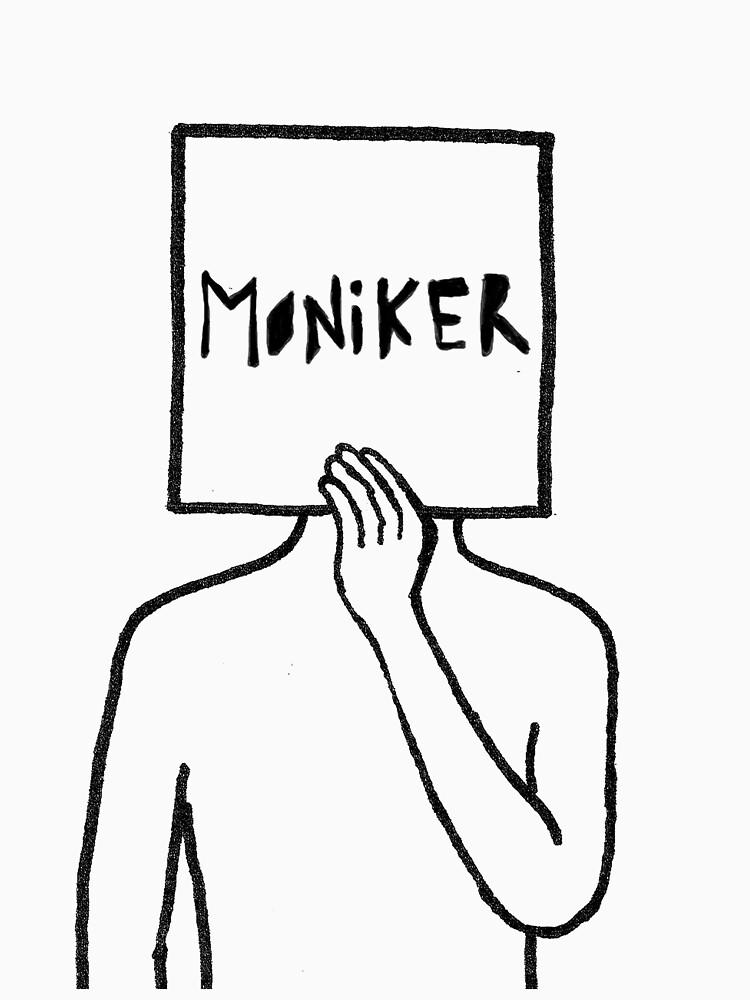 Moniker Logo by monikerja
