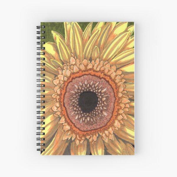 Bandito Daisy Spiral Notebook