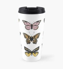 Butterfly Sticker Pack Travel Mug