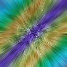 Starburst Tie Dye by Phil Perkins