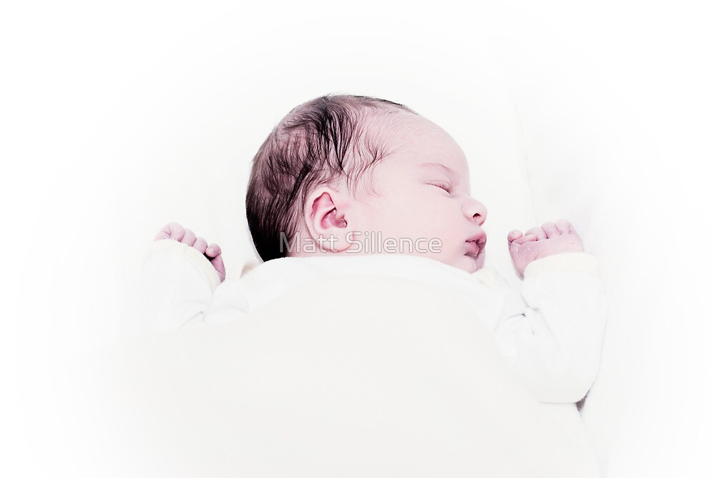 Darcey our little one 3 days old by Matt Sillence