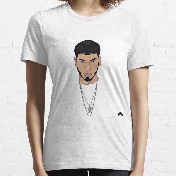 Anuel AA trap Camiseta esencial