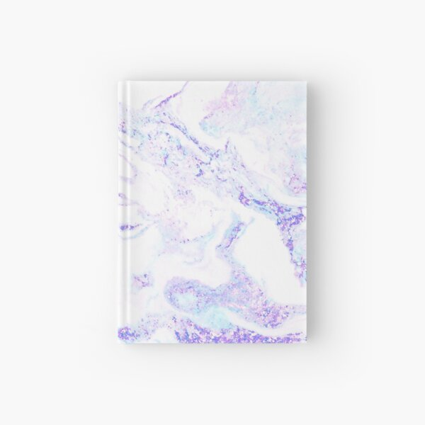 Whimsy Marble Hardcover Journal