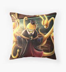 Koro-Sensei Throw Pillow