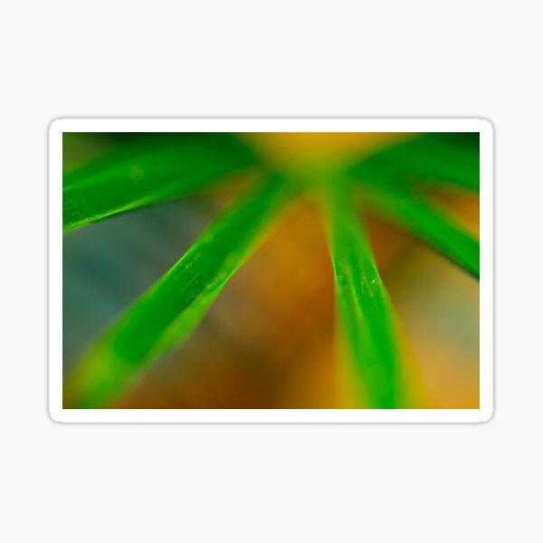 Stellar Foliage Sticker