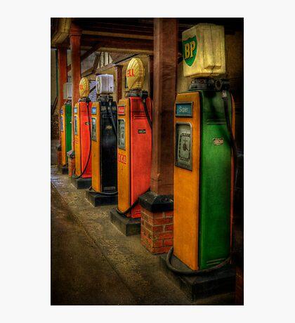 Vintage Pumps Photographic Print