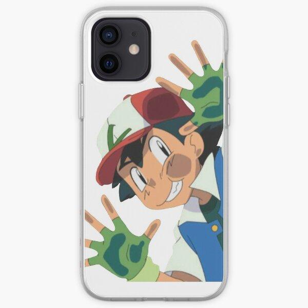 Ash Ketchum Photobomb-Pokemon Go iPhone Soft Case