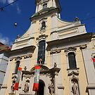 City Parish Church, Graz  by christopher363