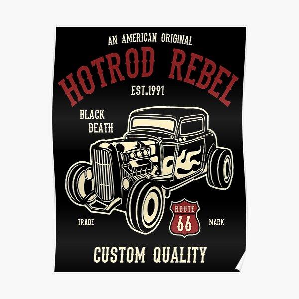 cumpleaños t-shirt-año de fabricación 1968 Hot Rod regalo helicópteros mecánico de automóviles 50