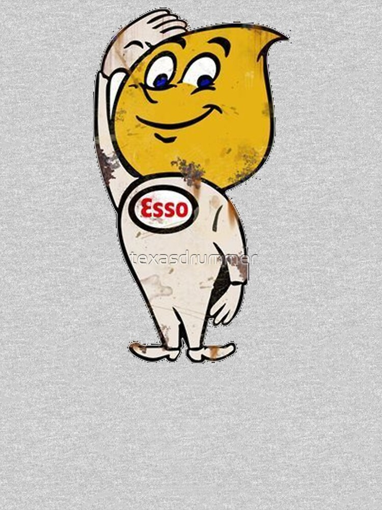 Esso Gas by texasdrummer