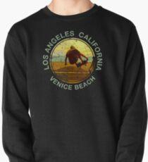 Skateboard Venice Beach Skate Park Skater Pullover Sweatshirt