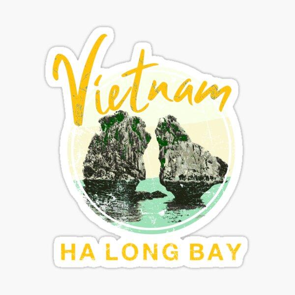 Vietnam Ha Long Bay Cruise Sticker