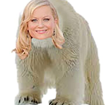Poehler Bear by erinlopez