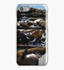 Fishermans Wharf iPhone Case/Skin