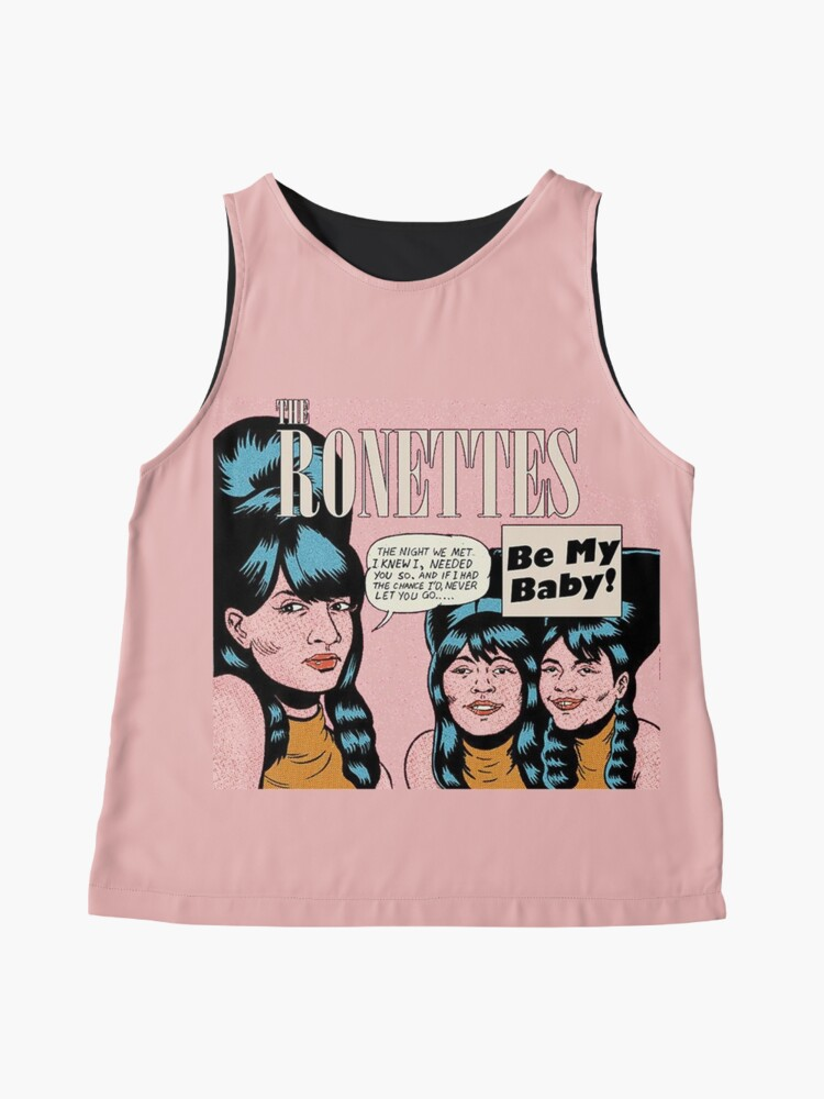 Alternate view of The Ronettes Sleeveless Top