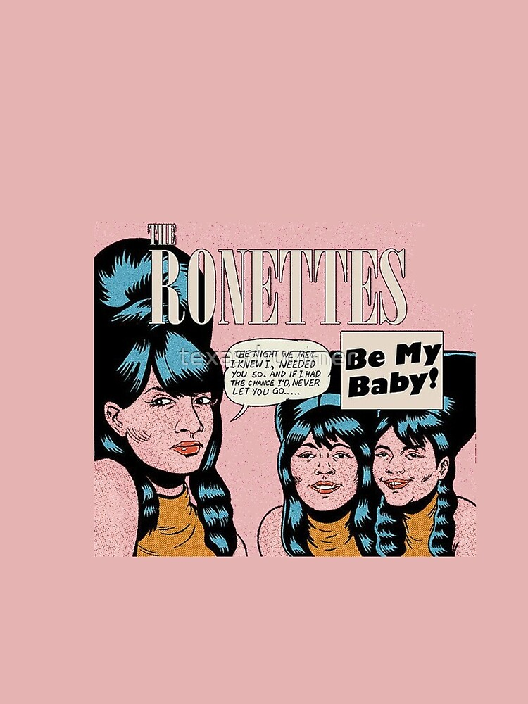 The Ronettes by texasdrummer