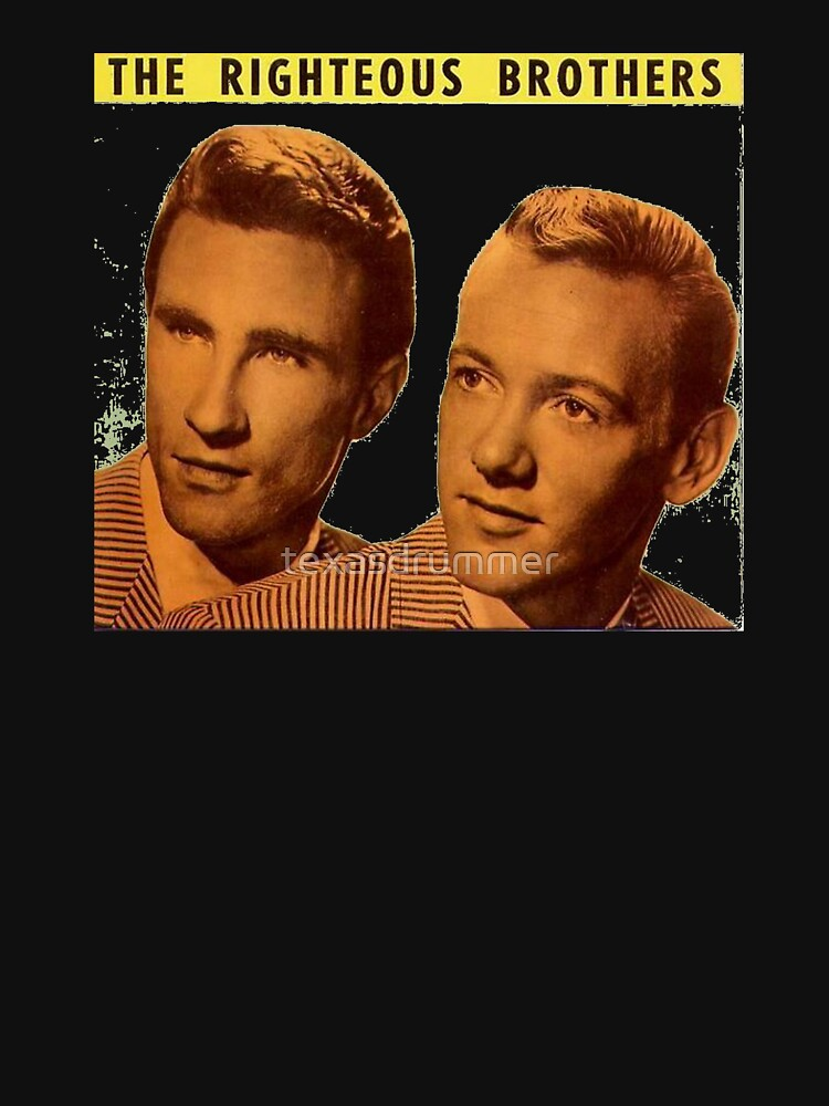 Righteous Brothers by texasdrummer