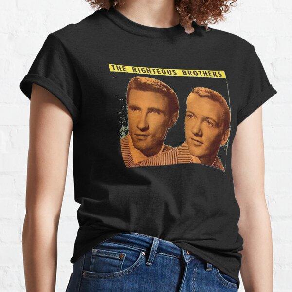 Rechtschaffende Brüder Classic T-Shirt