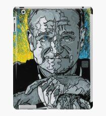 "Ode an Robin Williams - ""Nanu, Nanu"" iPad-Hülle & Klebefolie"