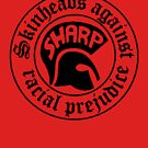 SHARP - Skinheads Against Racial Prejudice by mademoiselleana