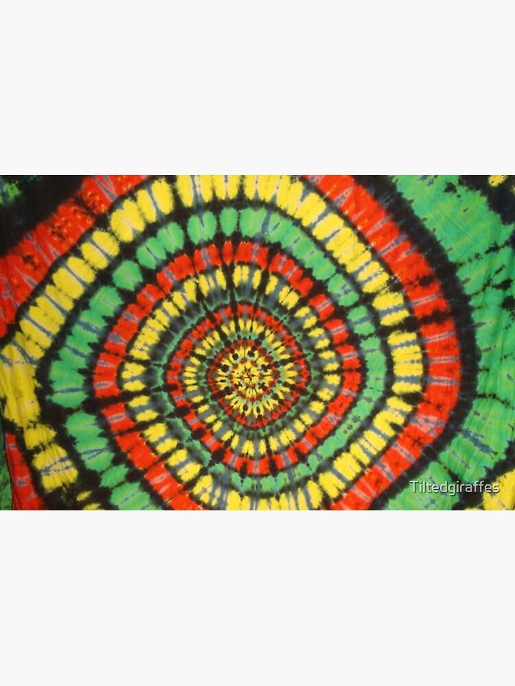 Tie-Dye Fraggle von Tiltedgiraffes