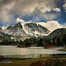 June Lake by Barbara  Brown