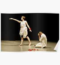 Lyrical Dancers Poster