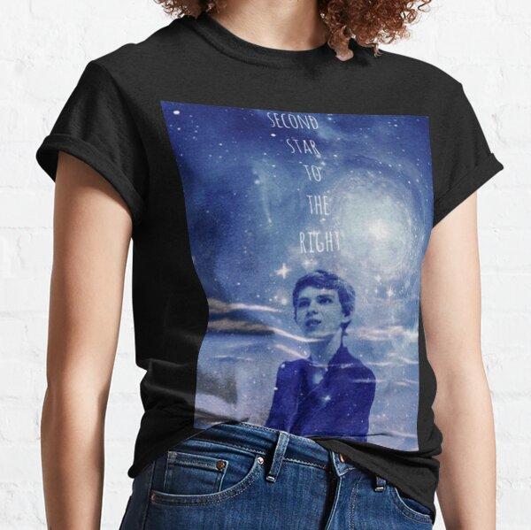 Il était une fois des marchandises de Peter Pan T-shirt classique