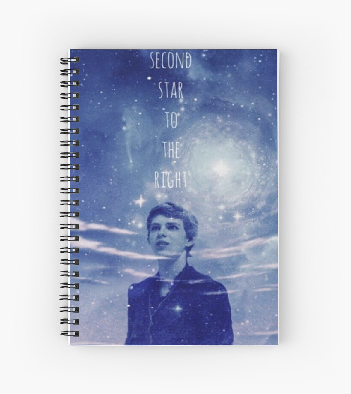 Quot Once Upon A Time Peter Pan Merchandise Quot Spiral Notebooks