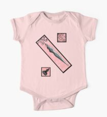 Pen and Ink Kids Clothes