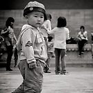 Beijing B&W VI by trbrg