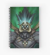 Bwonsamdi Spiral Notebook