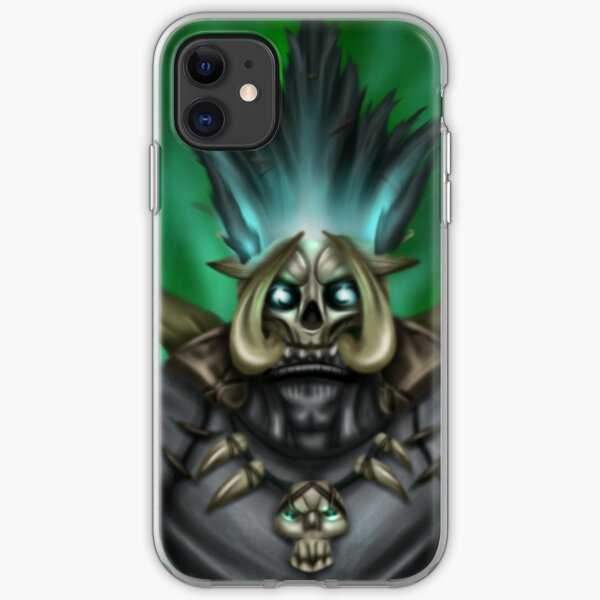 Bwonsamdi iPhone Soft Case