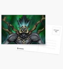 Bwonsamdi Postcards