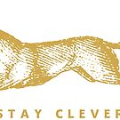 Stay Clever by Mary Scarlett LaBerge