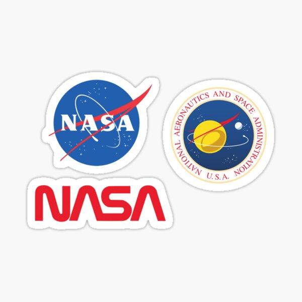 NASA Sticker Pack Sticker