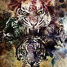 Defending the Endangered - Big Cats by Jon Mack