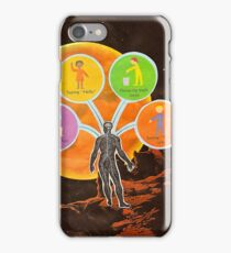 The Universal Four Habits iPhone Case/Skin