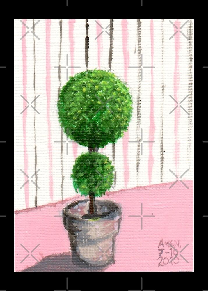 Topiary by Amy-Elyse Neer