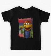 Muppet Maniac - Scooter as Chucky Kids Tee