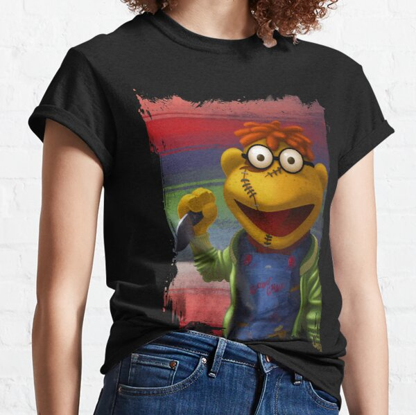 Muppet Maniac - Scooter as Chucky Classic T-Shirt