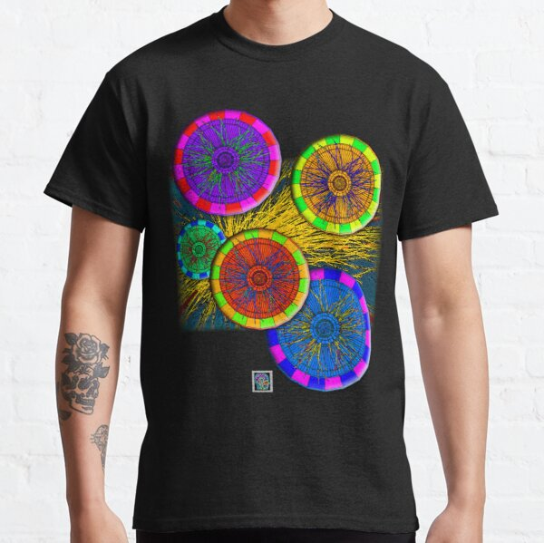 """Atlas CERN Collisions on High-Multiplicity pPb""© Classic T-Shirt"